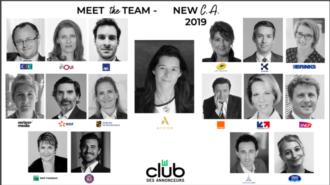 Nouvelle Présidence du Club