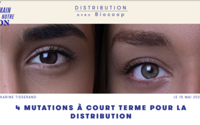 Vision du Club – Spécial distribution – Article ET DEMAIN NOTRE ADN