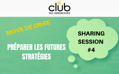 Sharing Session #4 – Move de Reprise