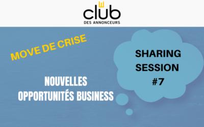 Sharing Session #7 – Move de crise business