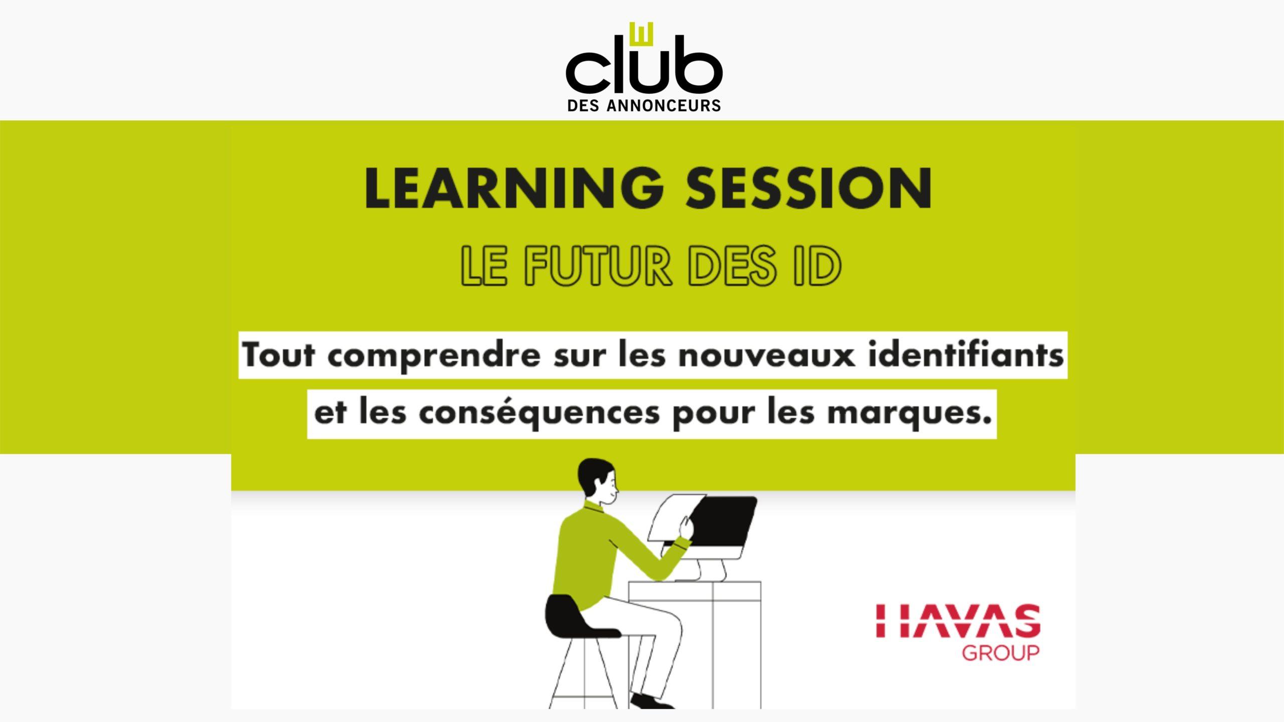 Learning session sur les nouveaux identifiants digitaux