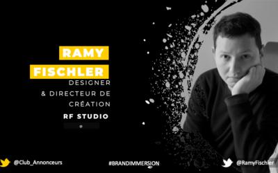Entretien avec RAMY FISCHLER, designer & directeur de création – RF STUDIO