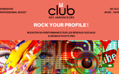 ROCK YOUR PROFILE !